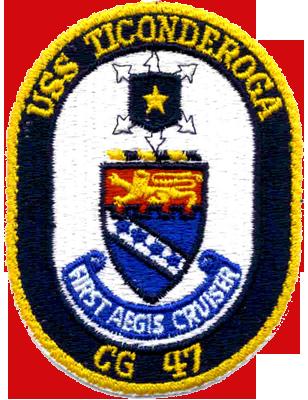 USS Ticonderoga (CG-47)
