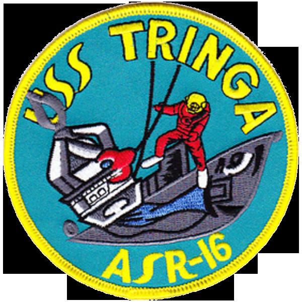 USS Tringa (ASR-16)