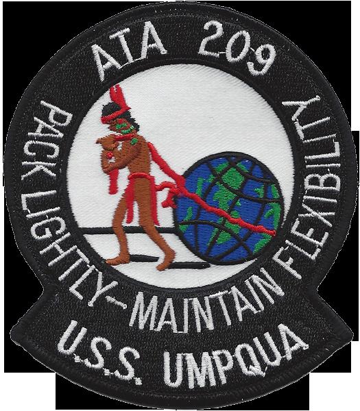 USS Umpqua (ATA-209)