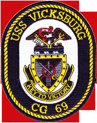 USS Vicksburg (CG-69)