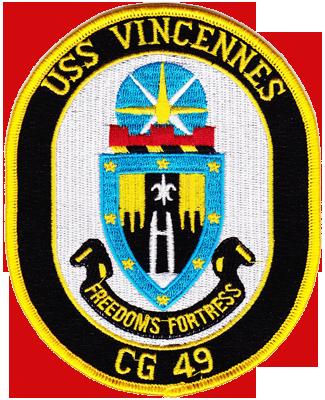 USS Vincennes (CG-49)