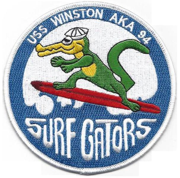 USS Winston (AKA-94)