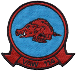 VAW-114 Hormel Hawgs