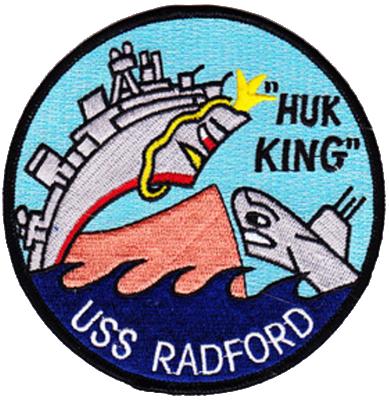 USS Radford (DD-446)