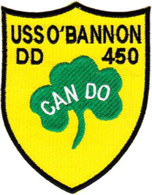 USS O'Bannon (DD-450)