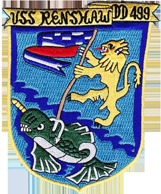 USS Renshaw (DD-499)