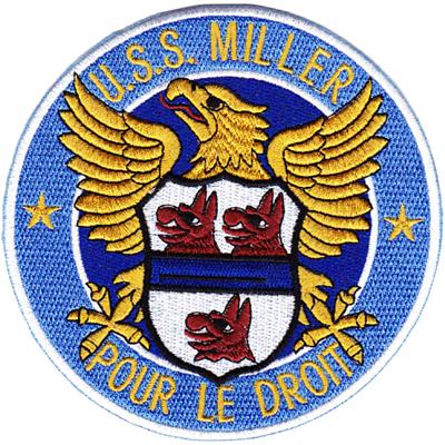 USS Miller (DD-535)