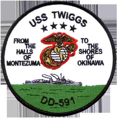 USS Twiggs (DD-591)