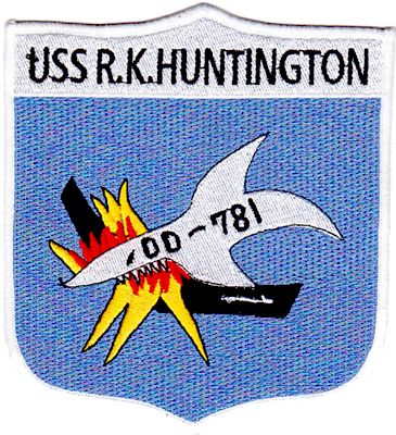 USS Robert K. Huntington (DD-781)