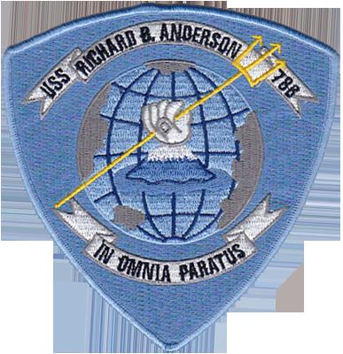 USS Richard B. Anderson (DD-786)