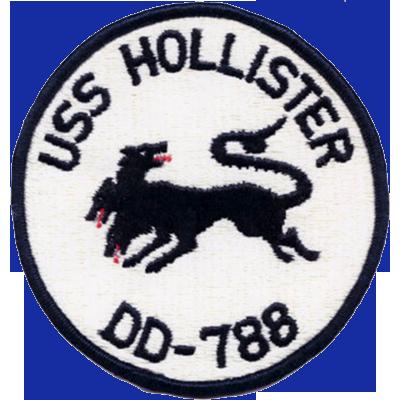 USS Hollister (DD-788)