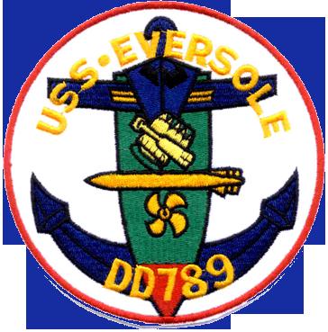 USS Eversole (DD-789)