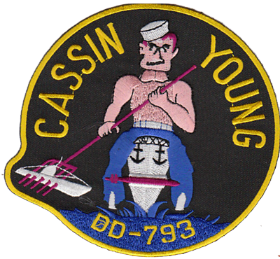 USS Cassin Young (DD-793)