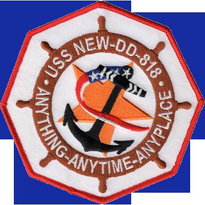 USS New (DD-818)