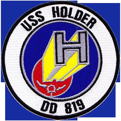 USS Holder (DD-819)