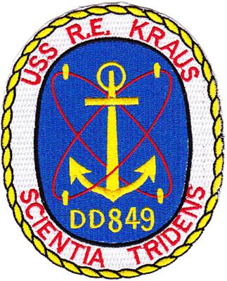 USS Richard E. Kraus (DD-849)