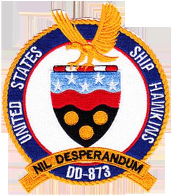 USS Hawkins (DD-873)