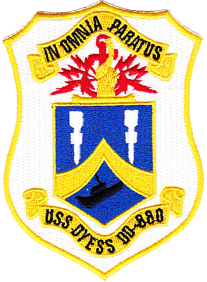 USS Dyess (DD-880)(DDR-880)