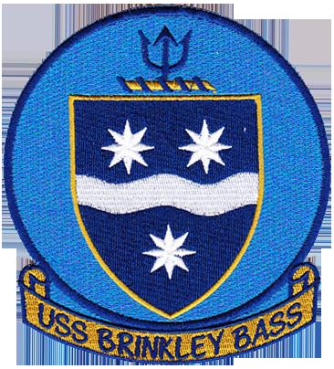 USS Brinkley Bass (DD-887)