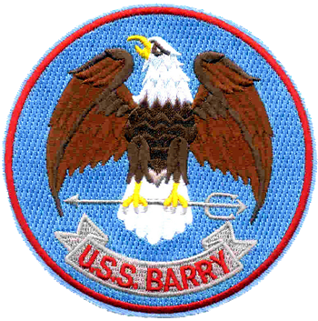 USS Barry (DD-933)