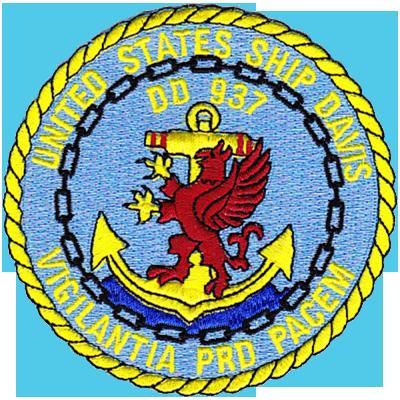 USS Davis (DD-937)