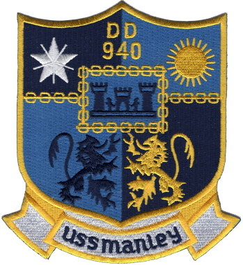 USS Manley (DD-940)