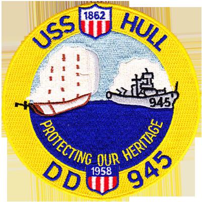 USS Hull (DD-945)