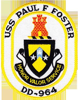 USS Paul F. Foster (DD-964)
