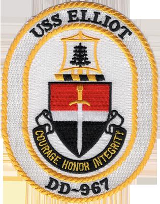 USS Elliot (DD-967)