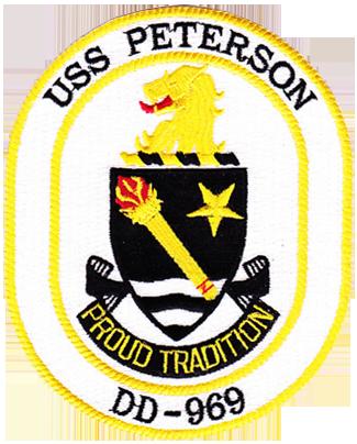 USS Peterson (DD-969)
