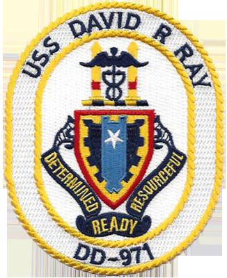 USS David R. Ray (DD-971)