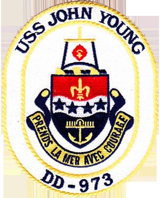 USS John Young (DD-973)