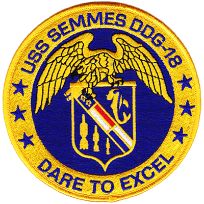 USS Semmes (DDG-18)