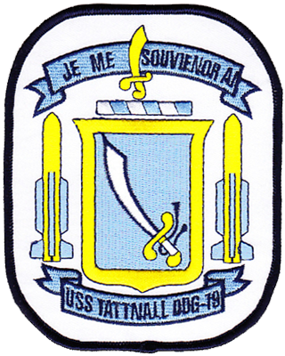 USS Tattnall (DDG-19)