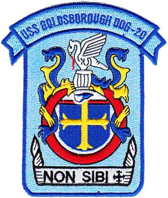USS Goldsborough (DDG-20)