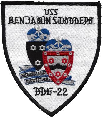 USS Benjamin Stoddert (DDG-22)