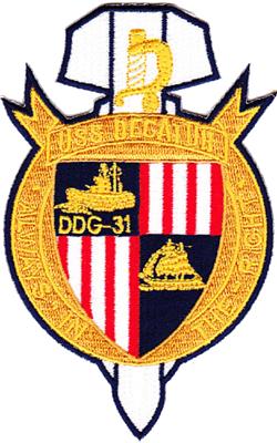 USS Decatur (DDG-31)