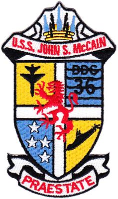 USS John S. McCain (DDG-36)