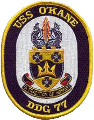 USS O'Kane (DDG-77)