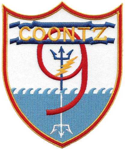 USS Coontz (DLG-9)