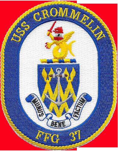 USS Crommelin (FFG-37)