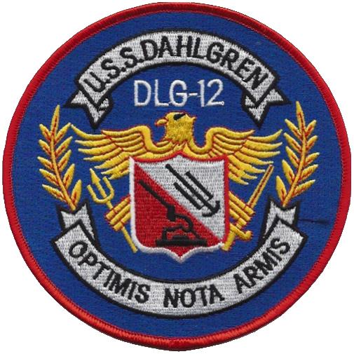 USS Dahlgren (DLG-12)