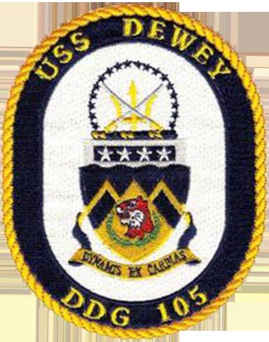 USS Dewey (DDG-105)