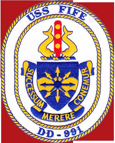 USS Fife (DD-991)
