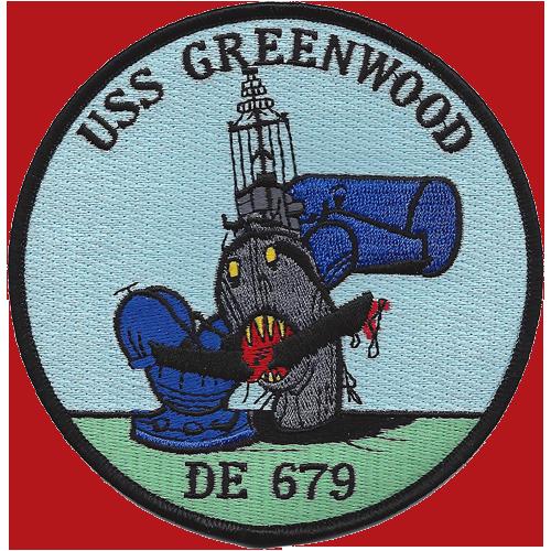 USS Greenwood (DE-679)