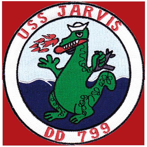 USS Jarvis (DD-799)