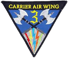 Commander Carrier Air Wing 3 (CVW-3), COMNAVAIRLANT