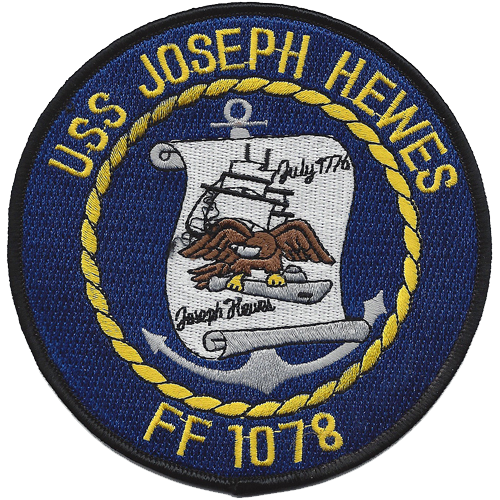 USS Joseph Hewes (FF-1078)