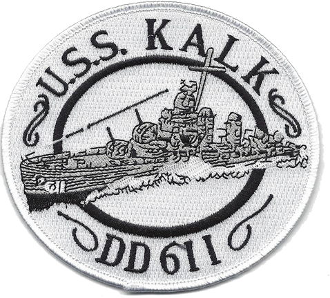 USS Kalk (DD-611)