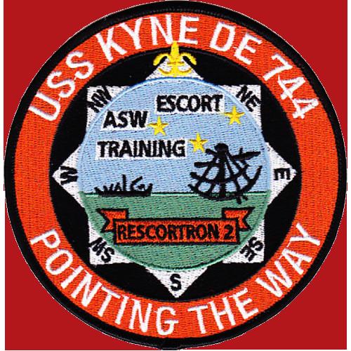 USS Kyne (DE-744)